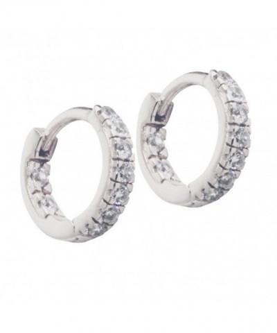 apop nyc Earrings InsideOutside sterling silver