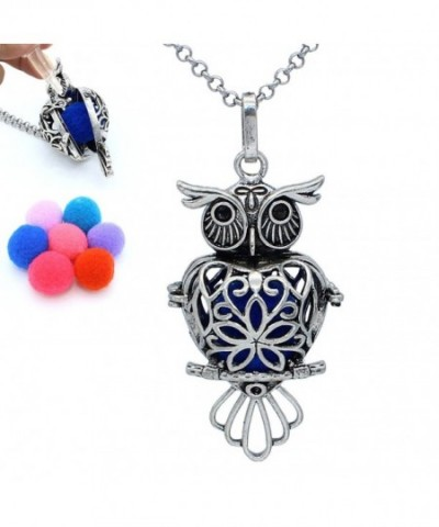 Aromatherapy Jewelry Essential Diffuser Necklace