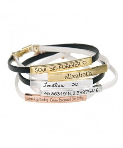 Customized Personalized Engraved inspirational BBR235