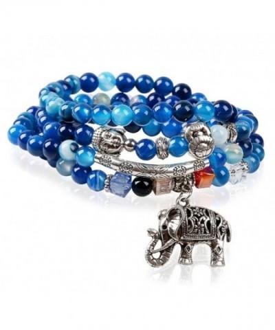JY Jewelry Prayer Elephant Bracelets