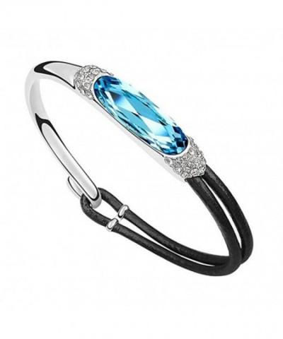 Jisela Fashion Swarovski Elements Bracelet