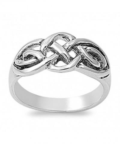Sterling Silver Womens Celtic Fashion