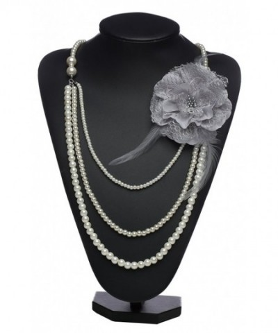 BABEYOND Vintage Multi layer Imitation Necklace