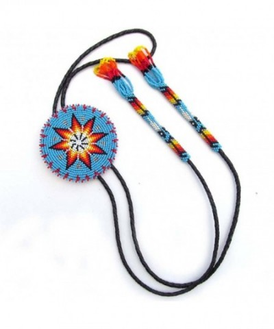 Turquoise Beaded Handmade Beadwork Original