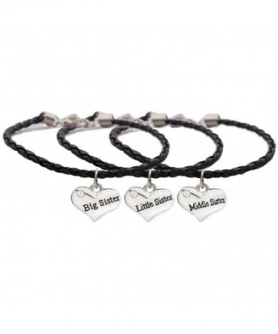 Zealmer Sisters Bracelet Created Diamond