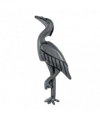 Heron Lapel Pin 10 Count