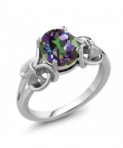 Sterling Silver Mystic Topaz Available