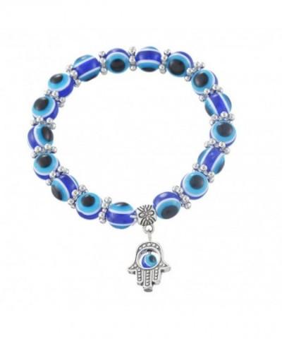 MJartoria Dangle Elastic Stretch Bracelet