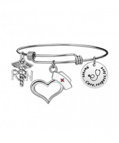 Nurse Bangle Bracelet Gifts Expendable