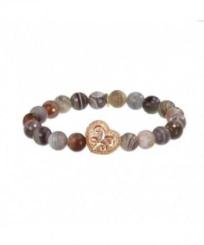 Soul Journey Jewelry Heart Full Bracelet