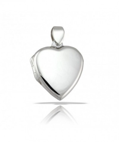 WithLoveSilver Sterling Silver Classic Pendant