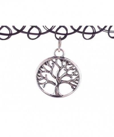 Most Comfortable Tree Choker Necklace