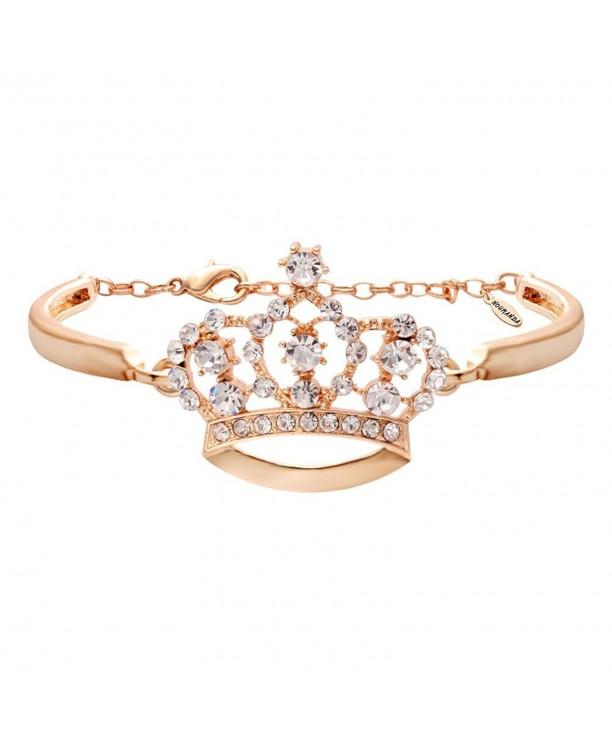 NOUMANDA Fashion Crystal Bracelets Jewelry