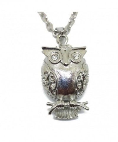 Cremation Jewelry Stainless Necklace Keepsake