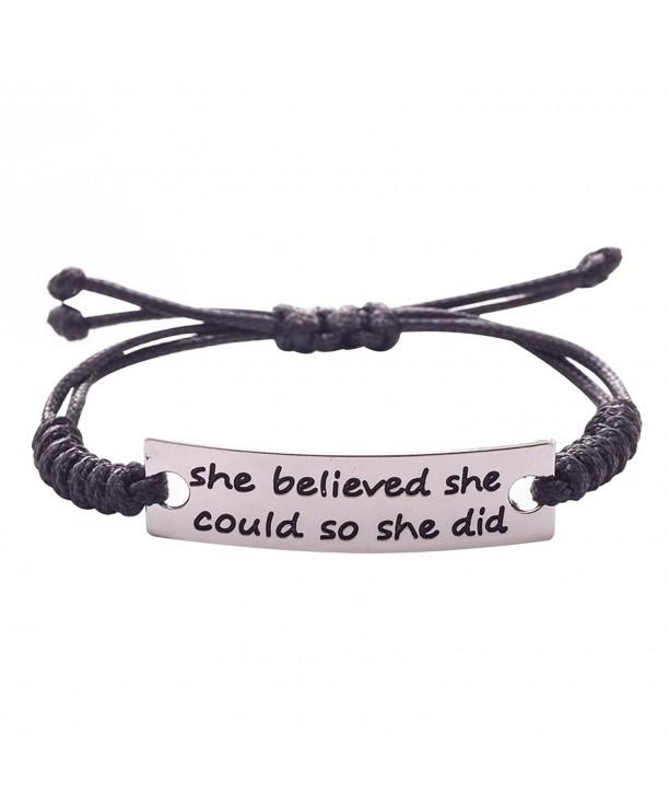 Jane Stone Inspirational Bracelets Ornaments
