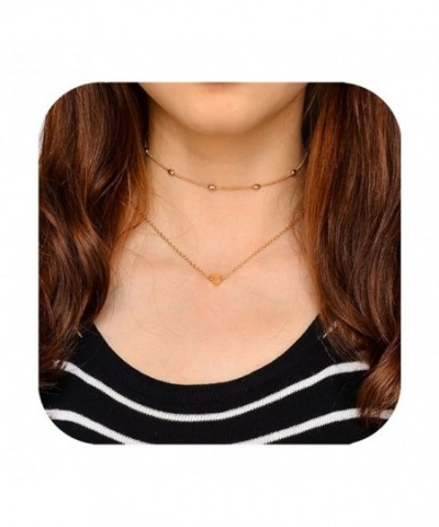 Multilayer Necklace Chokers Necklaces Jewelry