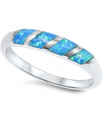 Style Created Blue Sterling Silver