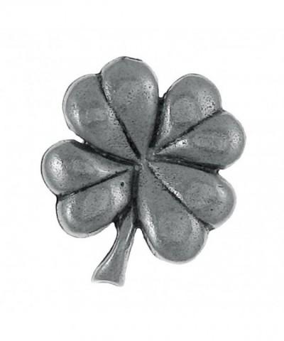 Four Leaf Clover Lapel Pin