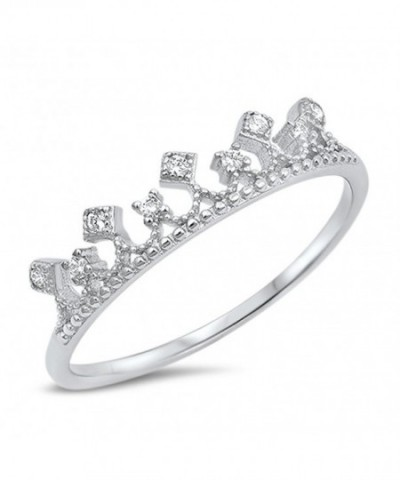 White Princess Kingdom Sterling Silver