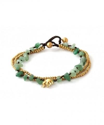 Aventurine 3 strand Beautiful Bracelet JB 0277A