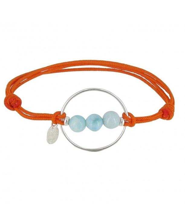 Poulettes Jewels Bracelet Larimar Classics