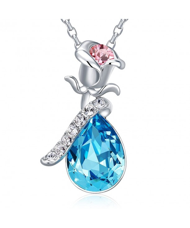 326d41249da Necklaces necklaces Swarovski Girlfriend Blue CU12K6GV0X5