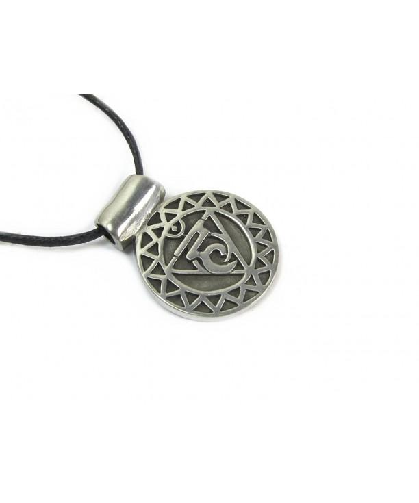Visudda Throat Chakra Pendant Necklace
