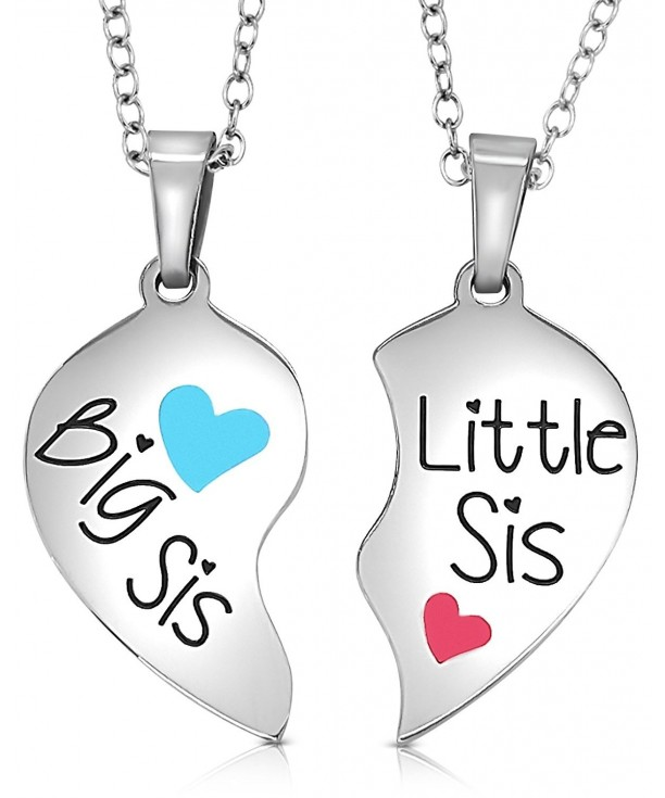 Necklace Jewelry Friends Sis