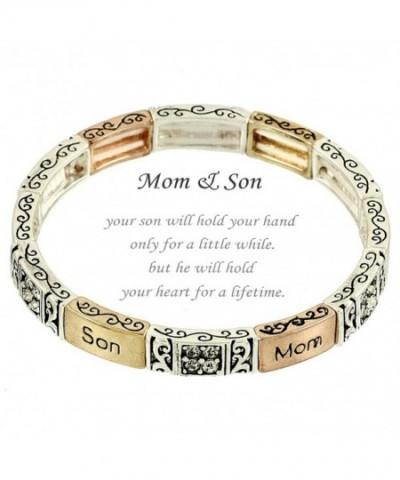 Beautiful Inspirational Blessing Mothers Bracelet