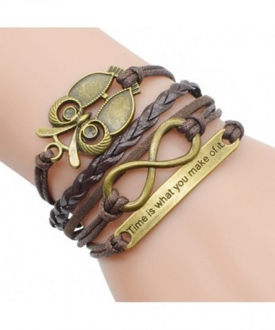 Time Pawnshop Infinity Adjustable Bracelet