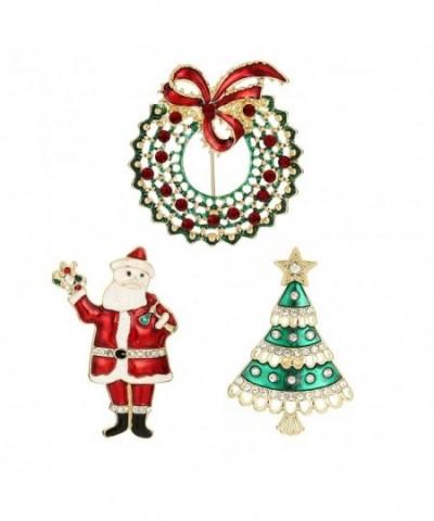 Christmas Brooch Holiday Party brooch