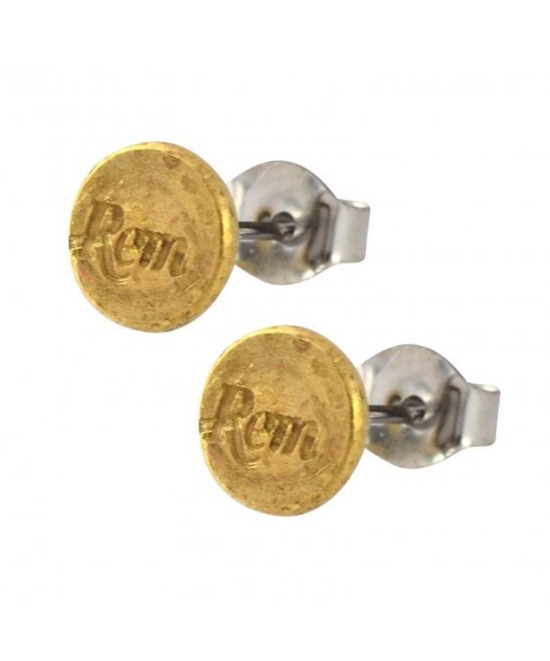 Little Black Gun Caliber Earrings