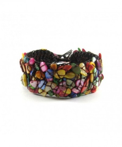Multicolors Fashion Bracelet Adjustable JB 0009