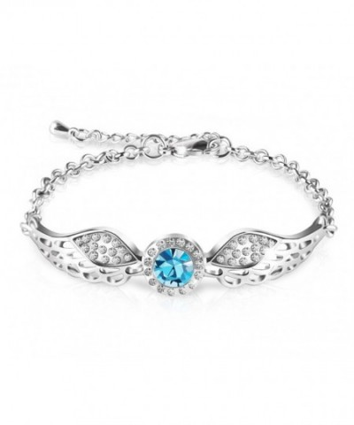 Queenees Swarovski Crystal Bracelet Desinged