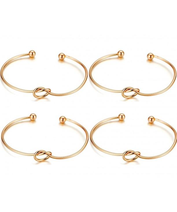 ANBALA Bracelet Bridesmaid Adjustable Stretch