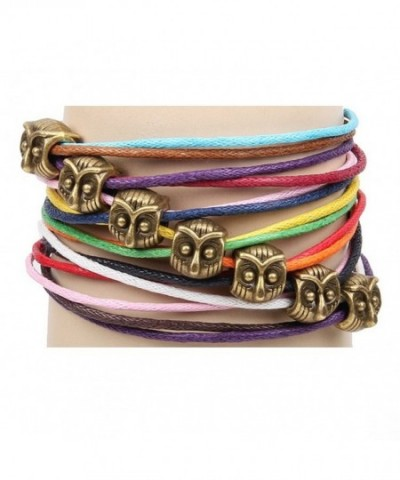 Winters Secret Pattern Color Bracelet