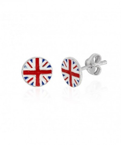 WithLoveSilver Sterling England British Earrings