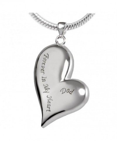 Peerless Pieces Necklace Cremation Stainless