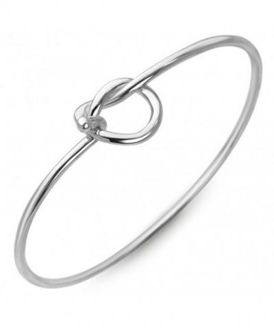 Sterling Silver Endless Openable Bracelet