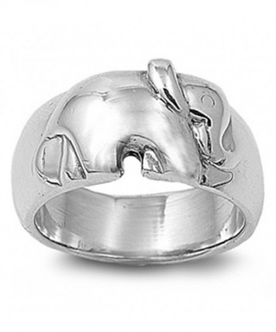 Sterling Silver Womens Elephant Beautiful