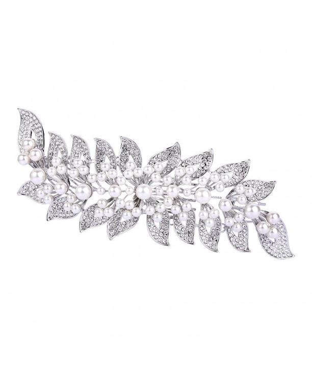 FANZE Austrian Crystal Simulated Wedding
