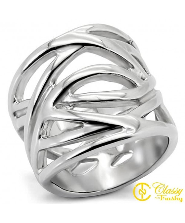 Classy Not Trashy Fashion Stainless