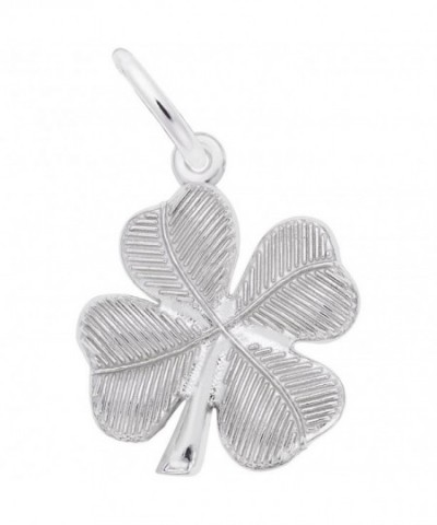 Rembrandt Charms Clover Sterling Silver