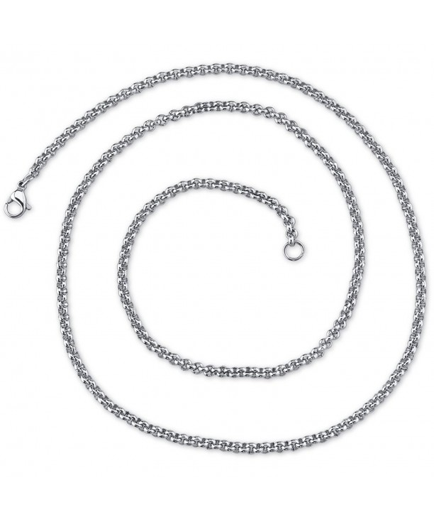 Stainless Steel Necklace available length