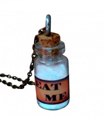 AliCE WonDERland necklace bottle Umbrellalaboratory