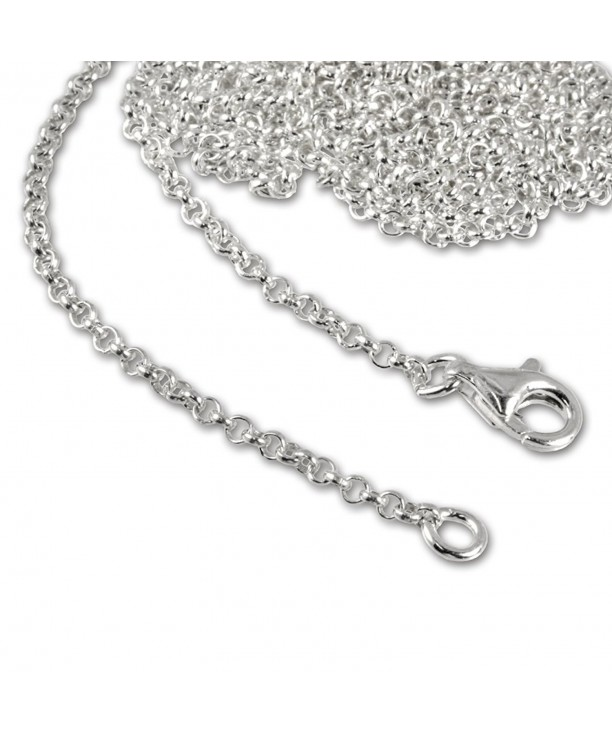 SilberDream Charms Necklace Sterling FC00297 1