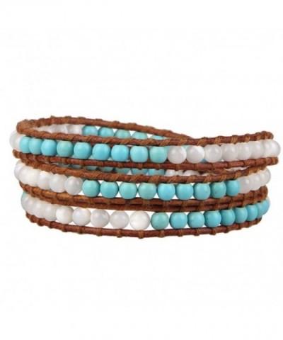 KELITCH Turquoise Bracelet Handmade Fashion
