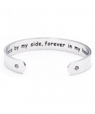 Forever Heart Bracelet Memorial Bracelets