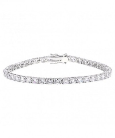 Tennis Bracelet Wedding Evening Jewelry