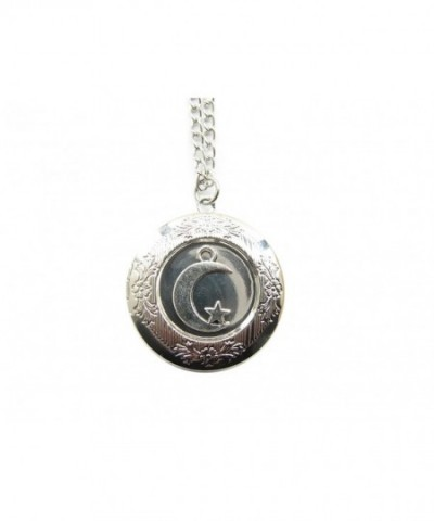 Ancient Silver Necklace Pendant Jewelry